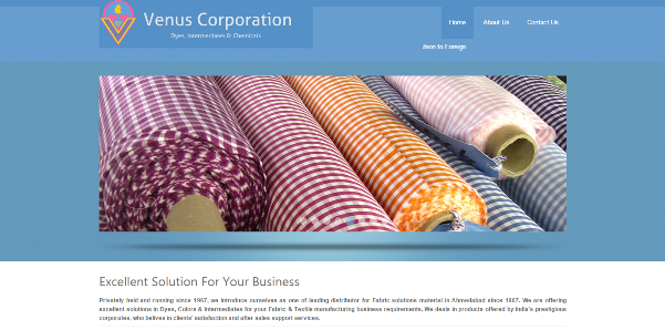 Venus Corporation - Technowaves IT Solutions